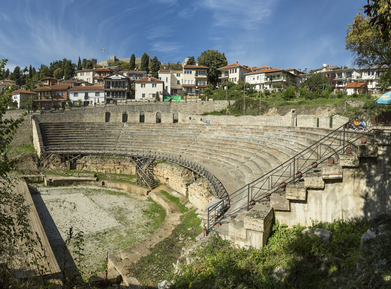 Antique Theatre Ohrid