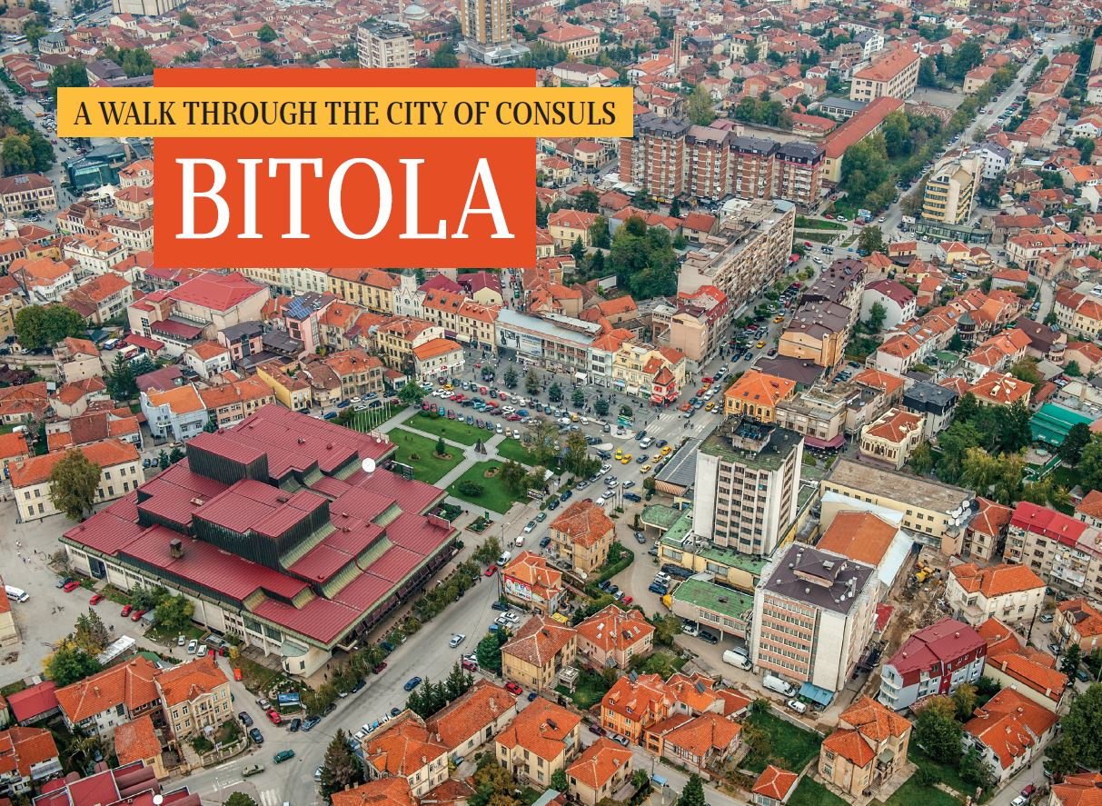 A walk through city of consuls - Bitola