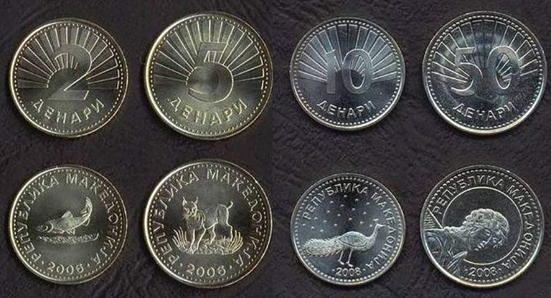 Macedonia Coins