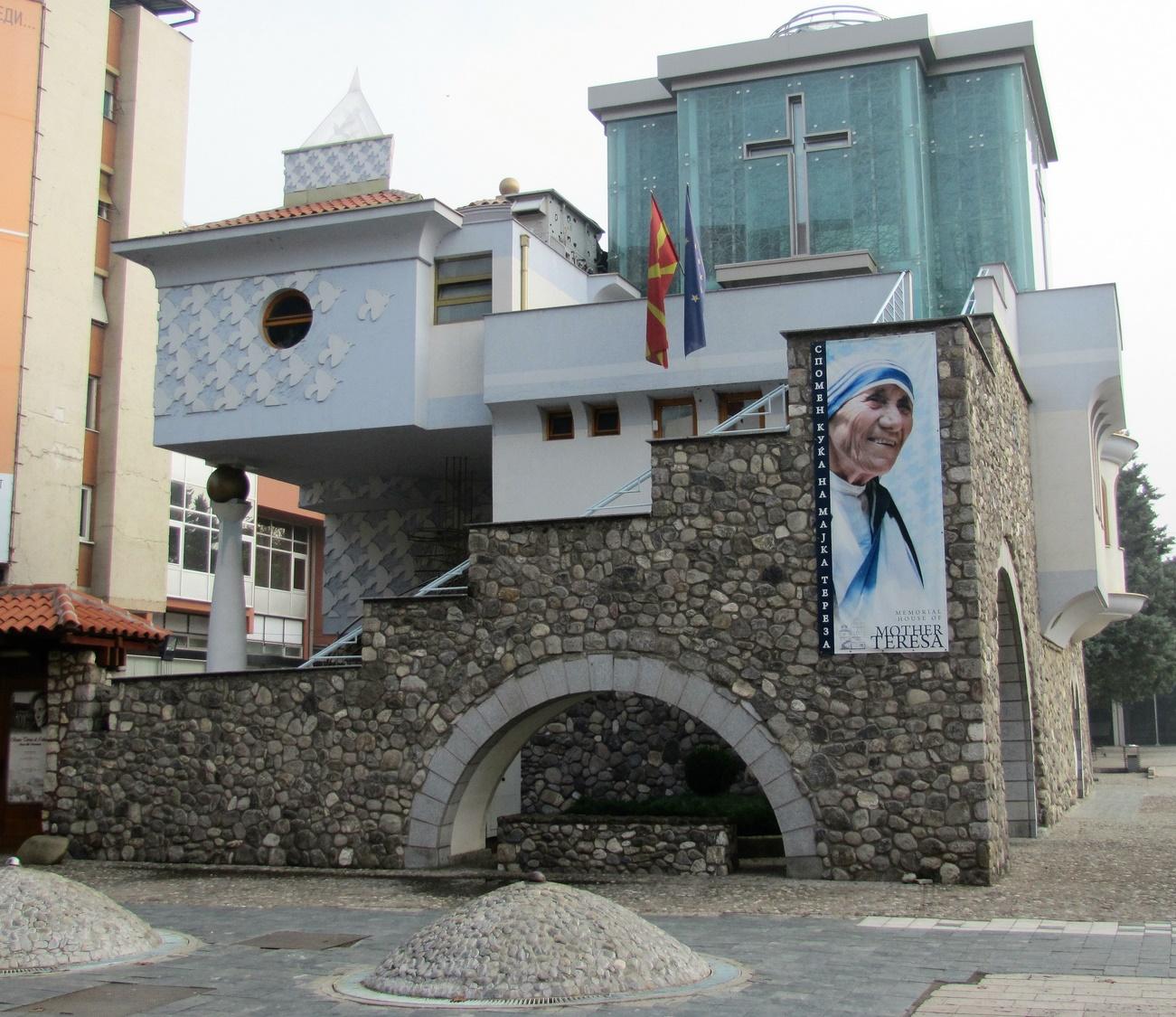 Sapevate che Madre Teresa nacque a Skopje? - North Macedonia Timeless