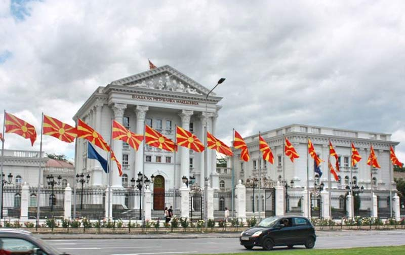Basic information about Macedonia