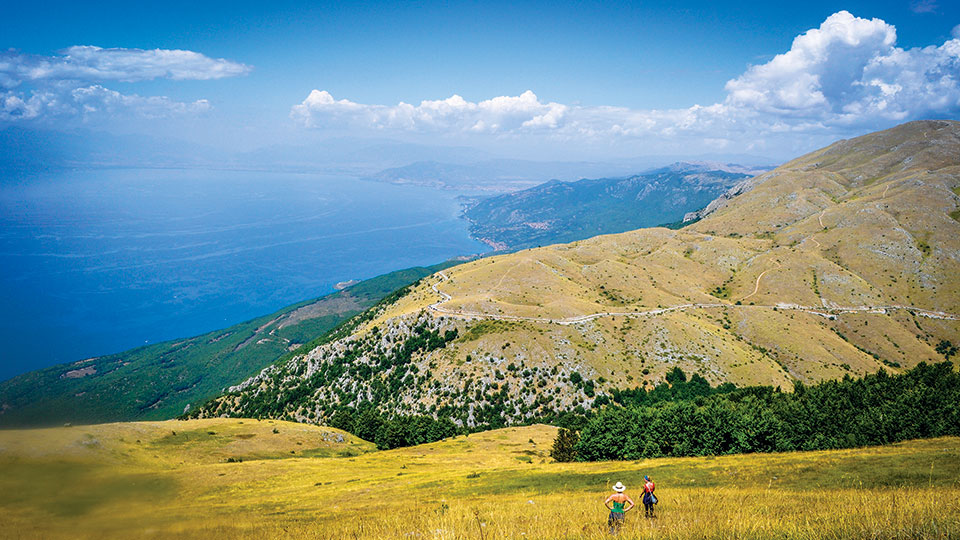 National Park Galicica