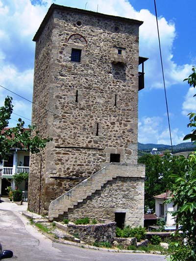 Kocani - medieval tower