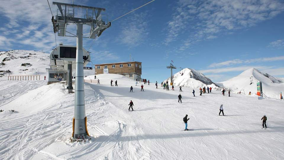 National Park Mavrovo Skiing