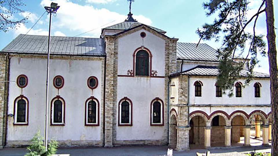 Tetovo Church Ss. Cyril and Methodius