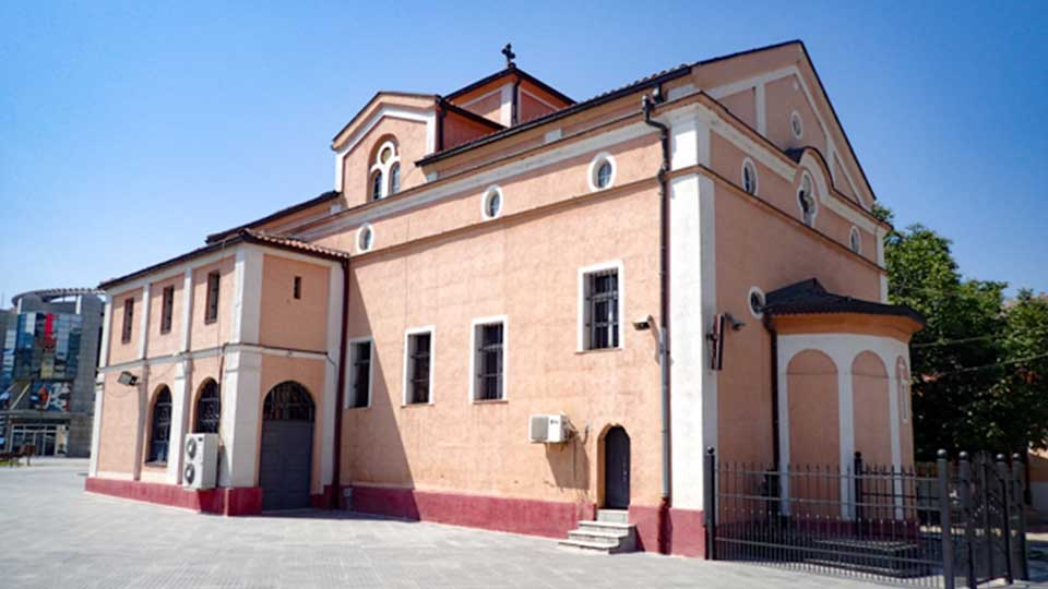 Church St. Dimitrija