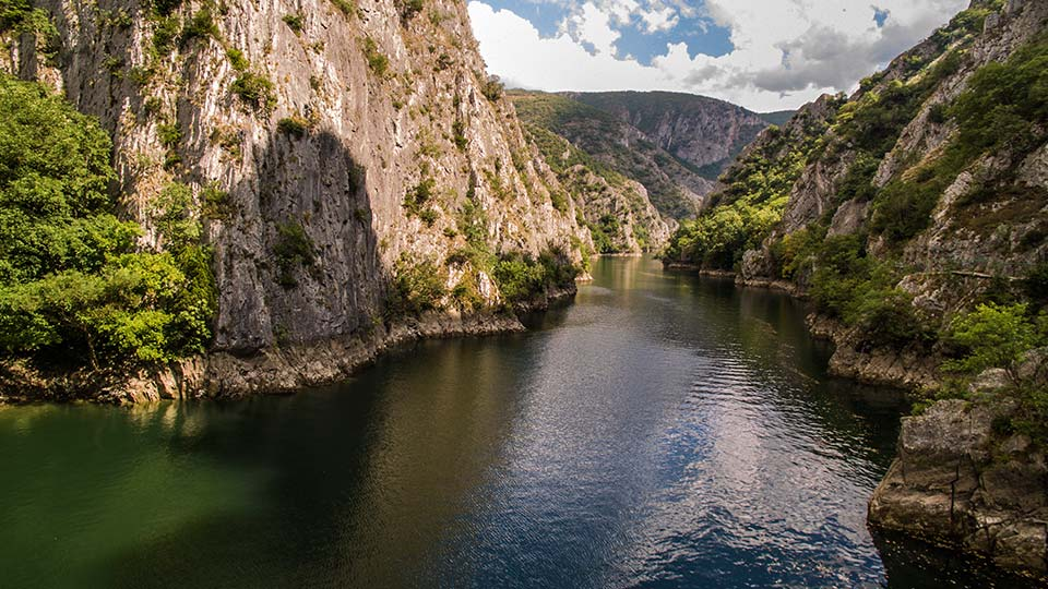 Jezero Matka - North Macedonia Timeless