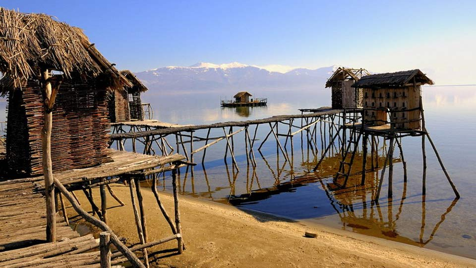 Prespa Lake the legend